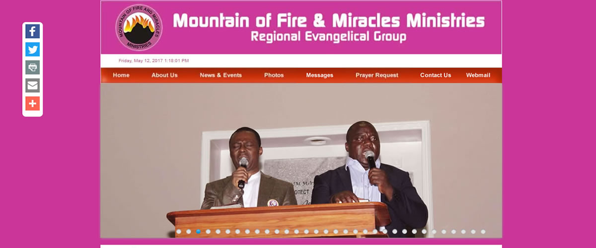 mountain of fire and miracles yaba