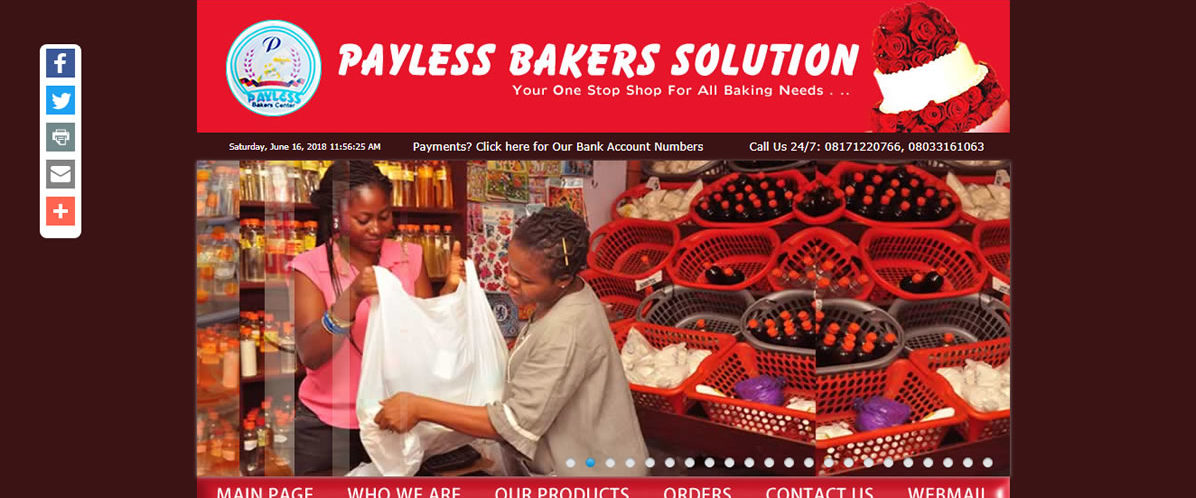 payless-bakers solutions